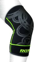 RDX Knee Support Compression Bandage Brace Guard Pad Arthritis Pain Gym Sports