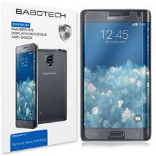 2x Samsung Galaxy Note Edge Panzerfolie Schutzfoliesiehe Video
