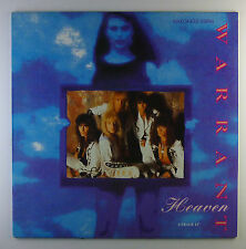 "12"" Maxi - Warrant - Heaven - L5781h - washed & cleaned"