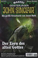 JOHN SINCLAIR ROMAN Nr. 2073 - Der Zorn des alten Gottes - Stefan Albertsen NEU