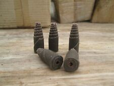 Grit 80 Merit Blaze Abrasive Cartridge Roll Pack of 100 Roll 3//8 Diameter x 1-1//2 Length 1//8 Arbor