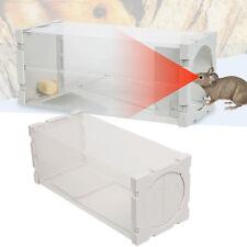 Rat Cage Animal Control Humane Mouse Live Trap Multi Catch Mice Mouse Trap