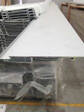 Aluminium Skirting section 100.8 mm x 3.6M, Anodised Finish