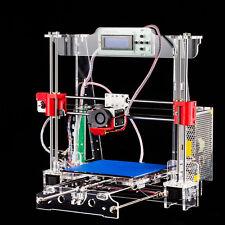 2017 Self-assembly High Precision Reprap Prusa i3 DIY A8 3D Printer NEW