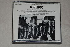 Wright & Forrest's KISMET : Songs from Timbuktu (2CDs, Jay, 1990)  RARE!