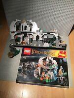 LEGO® Hobbit™/Herr Der Ringe™ NO Minifgs Weathertop, Set 9472 100% Komplett!!!