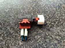 Indesit W113 washing machine power / on / off button and switch