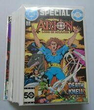 Arion Lord of Atlantis run:#1-19 + Special, average 7.0 (1982-84)