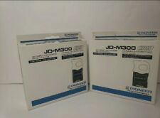 New Set Pioneer Jd-M300 6-Disc Cd Changer Magazine Home and Car Changers Lot 2
