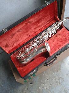 Tenorsaxophon Saxophon von B & S Markneukirchen Klingenthal