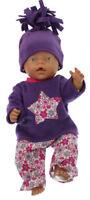 Sommerkleid 43cm Babyborn Kleider Puppenkleidung & Zubehör Passend Z.b
