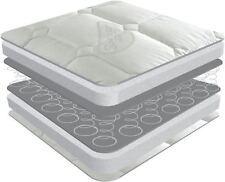 Orthopaedic 6FT Mattress Medium Firm Bed Bug Resistant Super King Size Matress