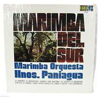 HERMANOS PANIAGUA Marimbas Del Sur 70s Vinyl LP Shrink ECO 25111 Chiapas Mexico