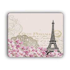 Computer Mouse Pad Paris Postcard Desktop PC Mousepad