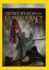 Secret Weapon of the Confederacy  DVD NEW