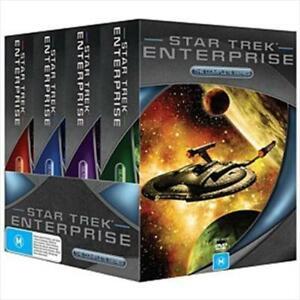 Star Trek Enterprise - The Complete Series DVD