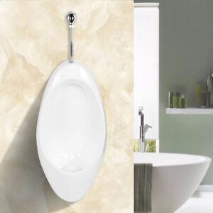 Waterless No-Flush Urinal 2104 Waterless Urinal, Wall Mount Ceramic Urinals NEW