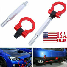Racing Red Car Towing Hook Trailer Hitch for SCION FRS FT86 2012 2013 2014