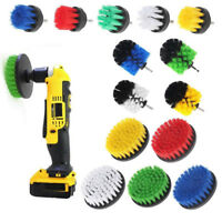 Drill Brush Combo Cleaner for Car Carpet Wall Tile Grout Power Scrubber Cleaning