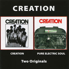 Creation  – Creation / Pure Electric Soul CD NEW