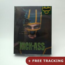 Kick-Ass .Blu-ray Steelbook Lenticular Limited Edition Type A / NOVA