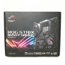 ASUS ROG STRIX B450-F GAMING AM4 B450 HDMI ATX AMD RYZEN Motherboard