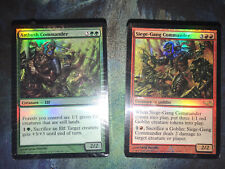 Magic Duel Decks ELVES vs GOBLINS Sealed  • MINT HTF 2 decks - no box Complete