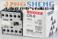 1pcs New in box TECO CN-6 CN6 220VAC Magnetic Contactors free shipping