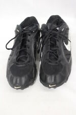 NIKE Classic Black & White SPORT/BASEBALL Cleats Mens Size 10-B92
