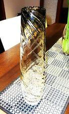 2 x Tall Glass Vase (42cm)