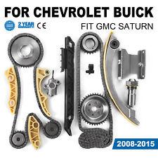 Timing Chain Kit For 08-15 Equinox Chevrolet Buick Saturn L4 2.0L 2.2L 2.4L