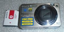 Sony Cyber Shot 10.1 digital camera with 2 battery works