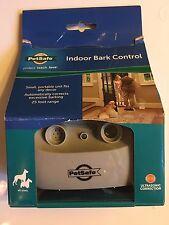 PetSafe Indoor Ultrasonic Bark Control New Opened Retail Box