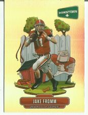 2020 CHRONICLES JAKE FROMM ROOKIE DOWNTOWN CASE HIT SP GEORGIA BUFFALO BILLS