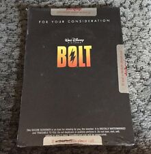 Bolt For Your Consideration FYC -- NEW DVD Promo