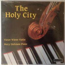 Victor Wiens-Violin/Perry Dickinson-Piano The Holy City Orig Vinyl record LP NEW
