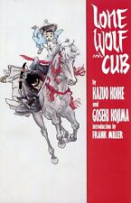 Lone Wolf Cub Poster Length: 450 mm Height: 800 mm SKU: 14055