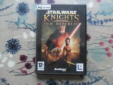 Star Wars: Knights of the Old Republic (PC: Windows, 2003) 4 disques