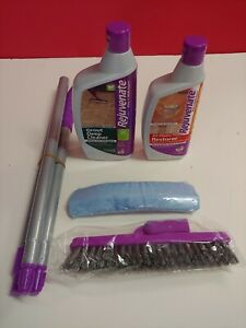 Rejuvenate Grout Deep Cleaner All Floors Restorer Bottles & Cleaning Kit
