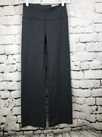 Tek Gear Women's Shapewear High Rise Flared Workout Pants Charcoal Small NWT