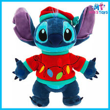 Disney 15'' Stitch Light-Up Holiday Plush Doll - Lilo & Stitch brand new