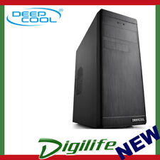DeepCool Wave V2 Micro-ATX PC Computer Case Mini Tower Chassis with USB 3.0/2.0