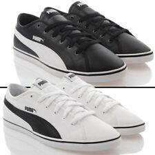 Chaussures noires en synthétique PUMA pour garçon de 2 à 16 ans