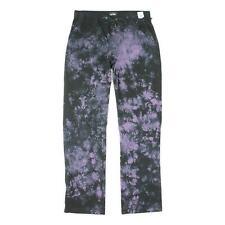 Billabong Mens Layback Pants Purple Haze Tie Dye M New