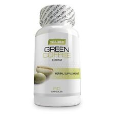 Green Coffee Bean Extract for Weight Loss Pills Organic Slim Plus  Exp 3 2019