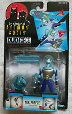 The Adventures of Batman & Robin DUO Force Series 1 1996 MR FREEZE Animated