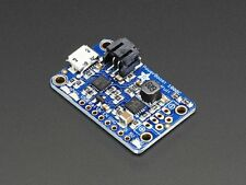Adafruit PowerBoost 1000C Charger 5V USB Boost Power Supply 1A from 1.8V+  W41