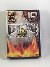 King of the Cage : The Evolution of Combat - 10 Event Set by
