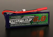 RC Turnigy nano-tech 6000mah 2S 25~50C Lipo Pack