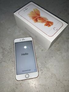 Apple iPhone 6S 16GB (Unlocked) - Rose Gold - Boxed